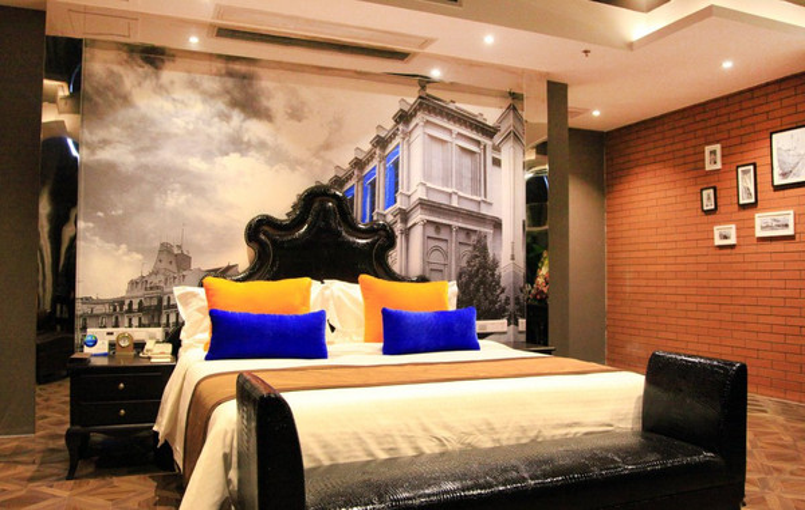 武汉纽宾凯金银湖国际酒店