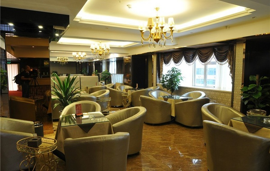 绵阳富豪·金座酒店