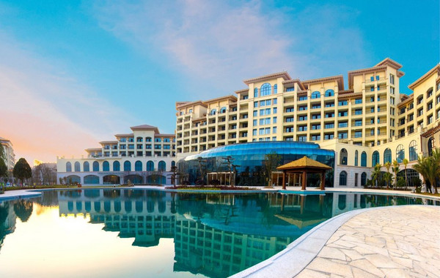 明月山维景国际温泉度假酒店