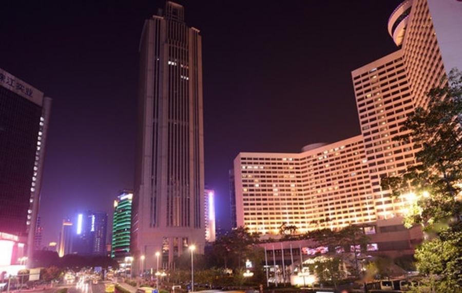朋满公寓式酒店(广州正佳·环市中心分店)