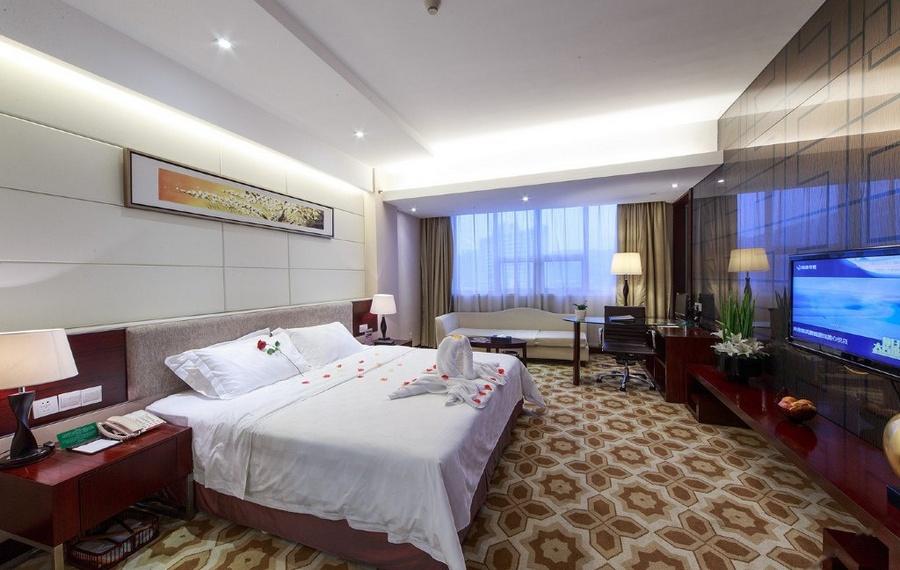 龙岩财富酒店