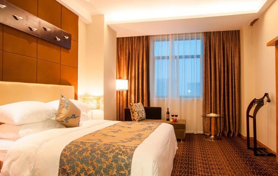 绍兴中南海滨酒店