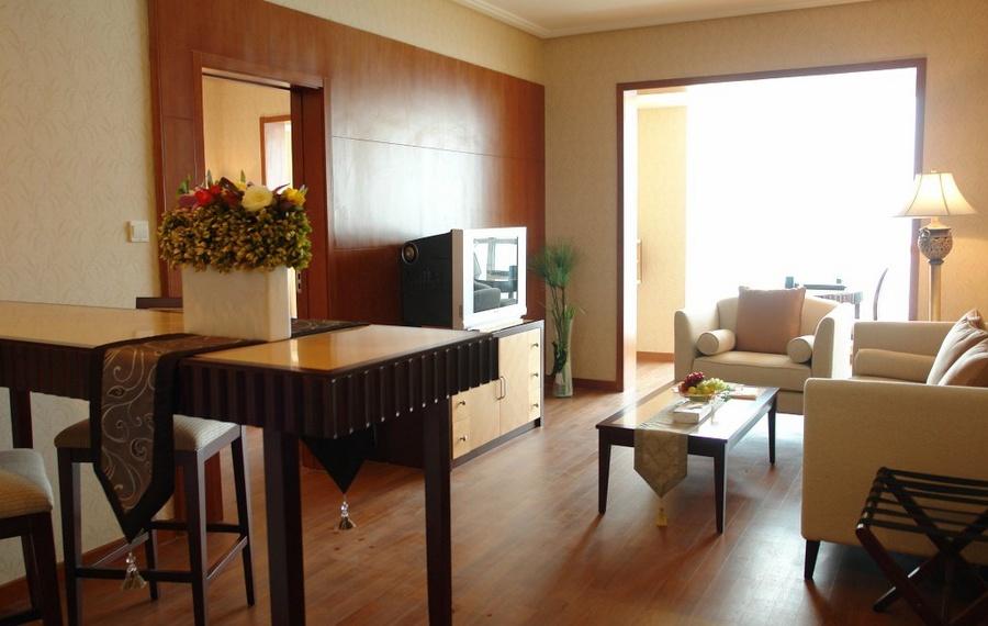国际海景城公寓酒店(威海高铁北站海水浴场店)