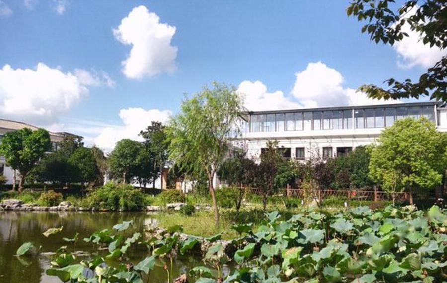 上海华博智慧生态园
