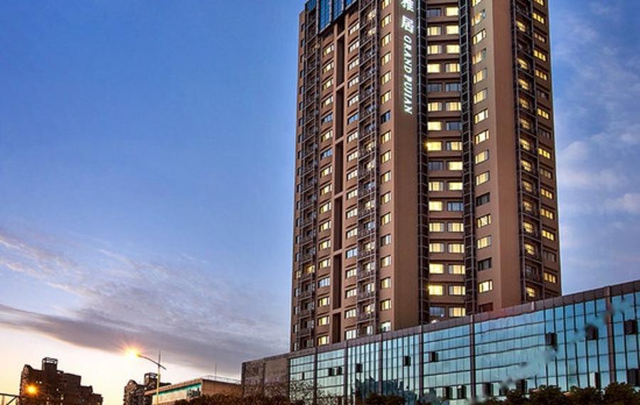 上海浦建雅居酒店式公寓