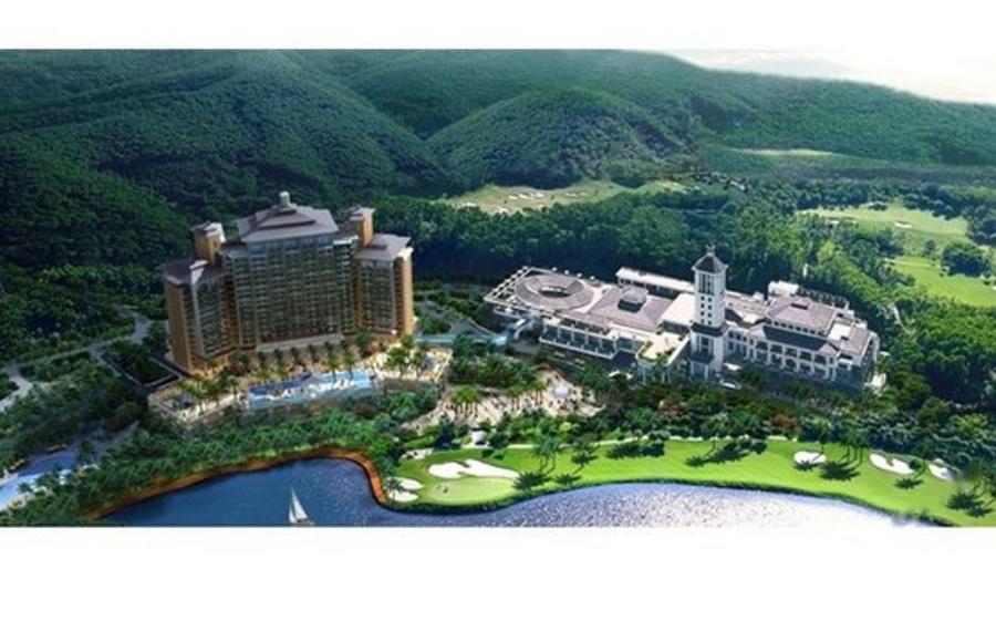 深圳观澜湖度假酒店