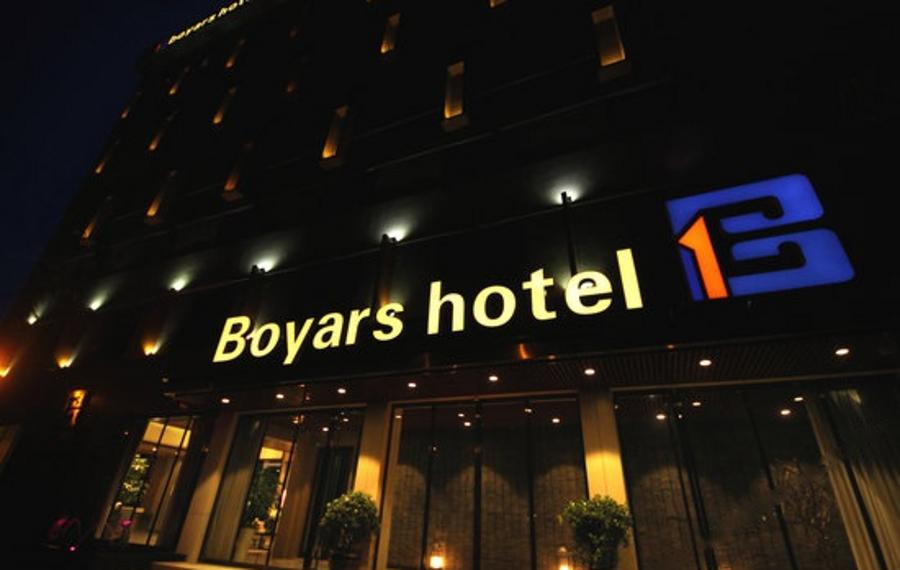 杭州柏亚大酒店