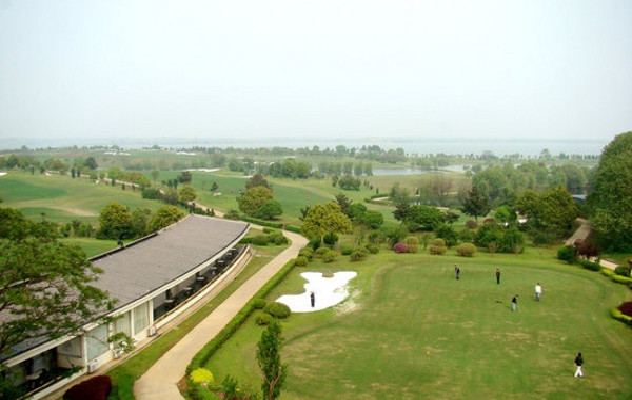 鄂州红莲湖高尔夫度假村