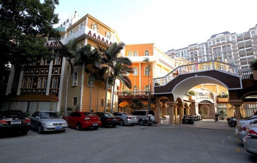 汕头金乐大酒店