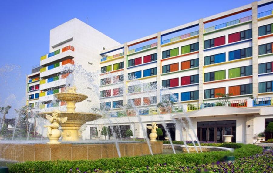 福容大饭店(台中丽宝乐园)(Fullon Hotel LihPao Land)