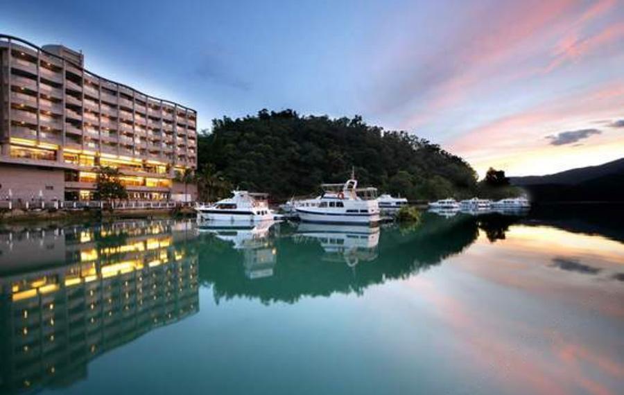 南投日月潭大涞阁饭店(Hotel Del Lago)