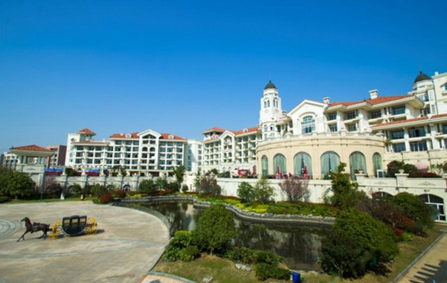 芜湖碧桂园凤凰酒店