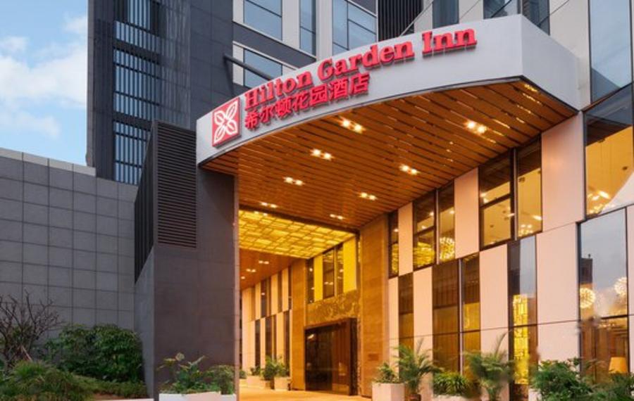 深圳宝安华盛希尔顿花园酒店