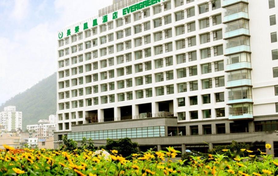宜兰礁溪长荣凤凰酒店(EVERGREEN RESORT HOTEL-JIAOSI)