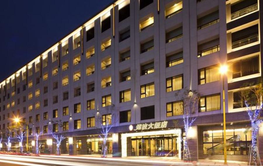 花莲烟波大饭店花莲馆(Lakeshore Hotel Hualien)