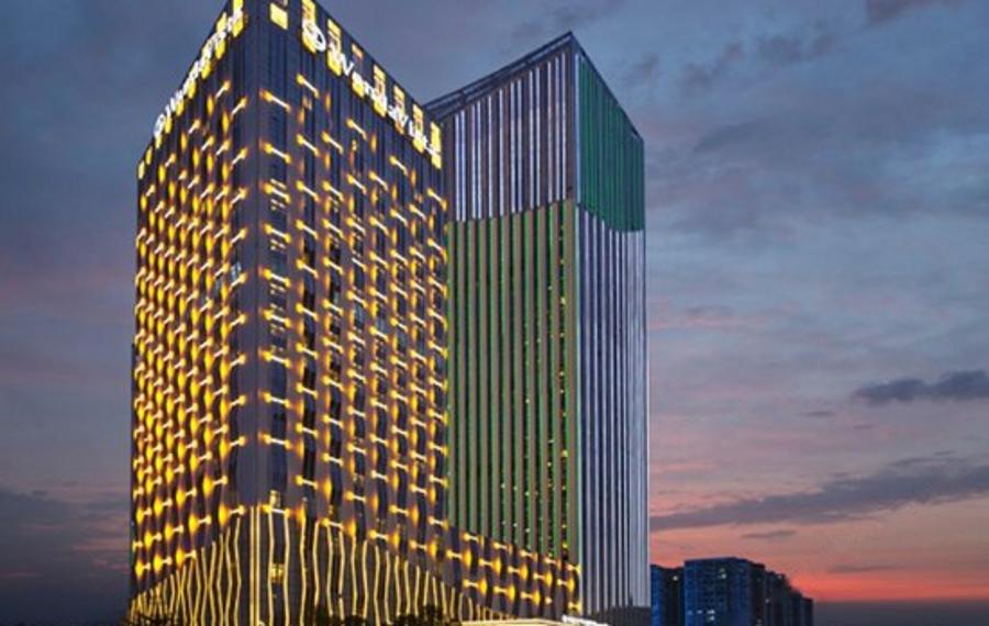 南宁万达文华酒店