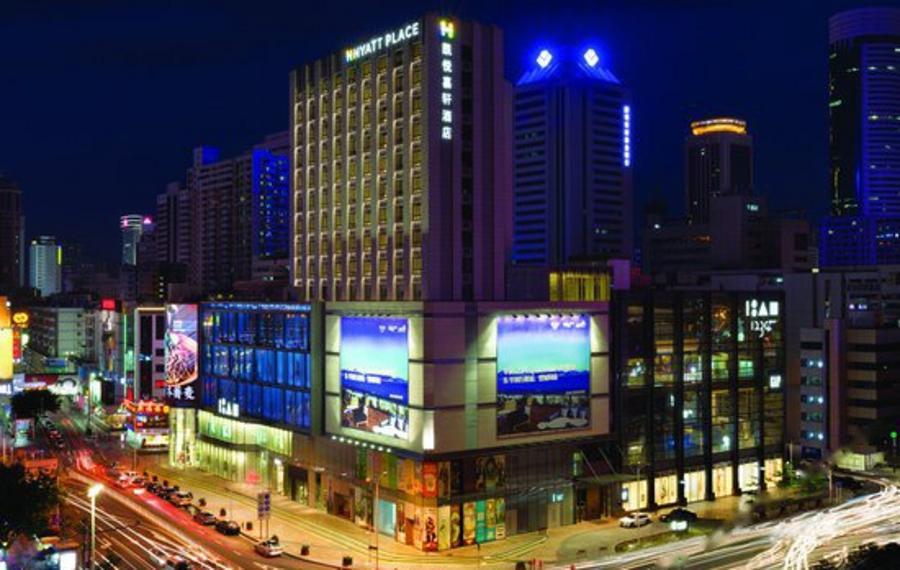深圳东门凯悦嘉轩酒店