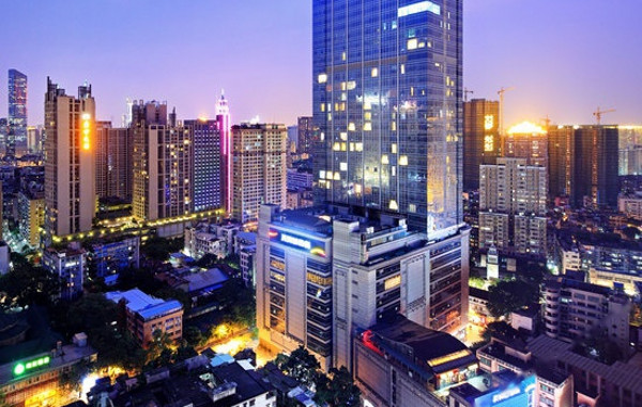 南北纵横诺盟公寓(广州金润铂宫店)