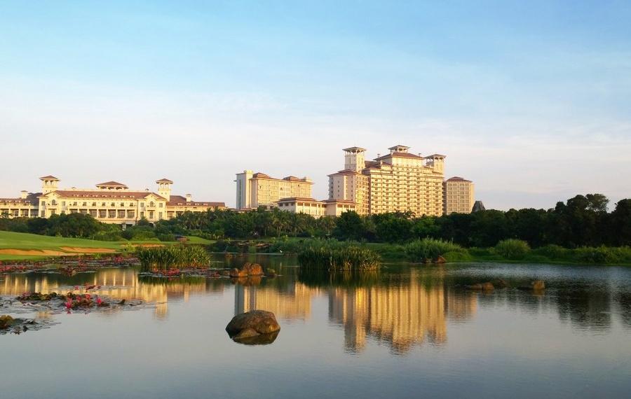 海口观澜湖温泉酒店