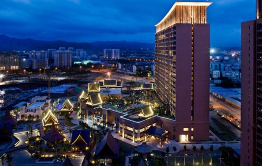 三亚湾红树林度假世界(菩提酒店)