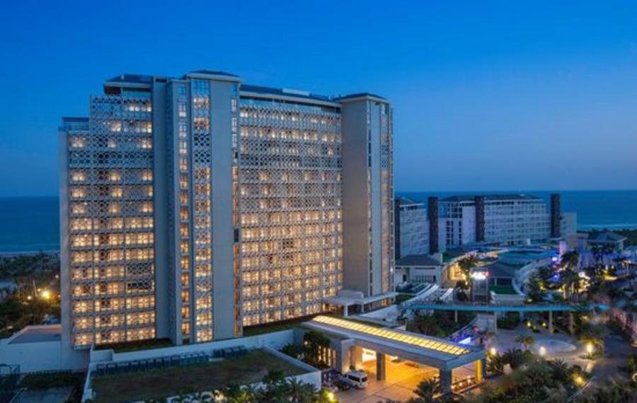 海南清水湾阿罗哈爱琴海景套房度假酒店