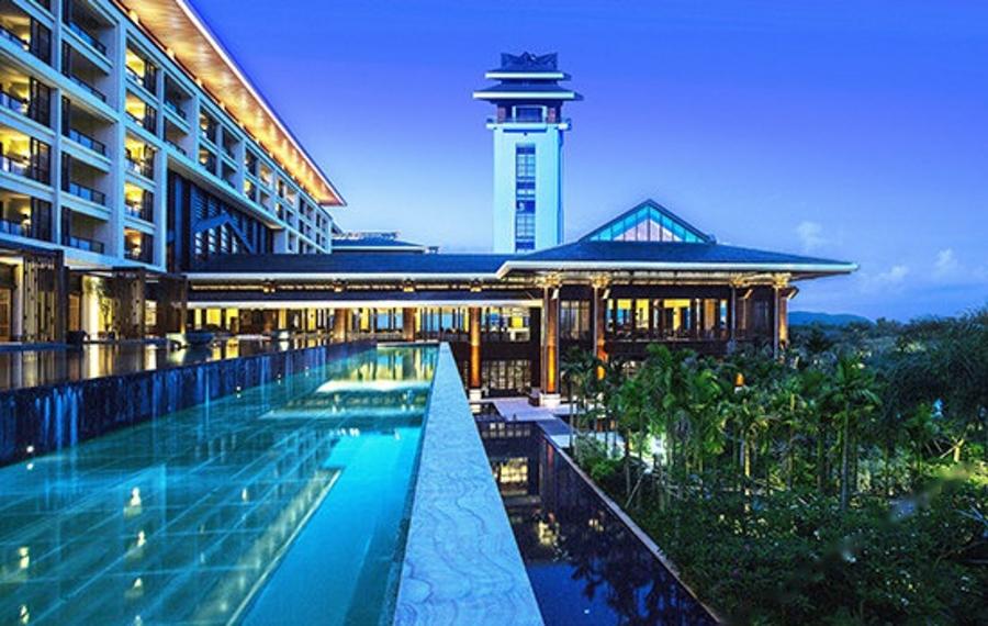三亚海棠湾9号度假酒店(行政楼)