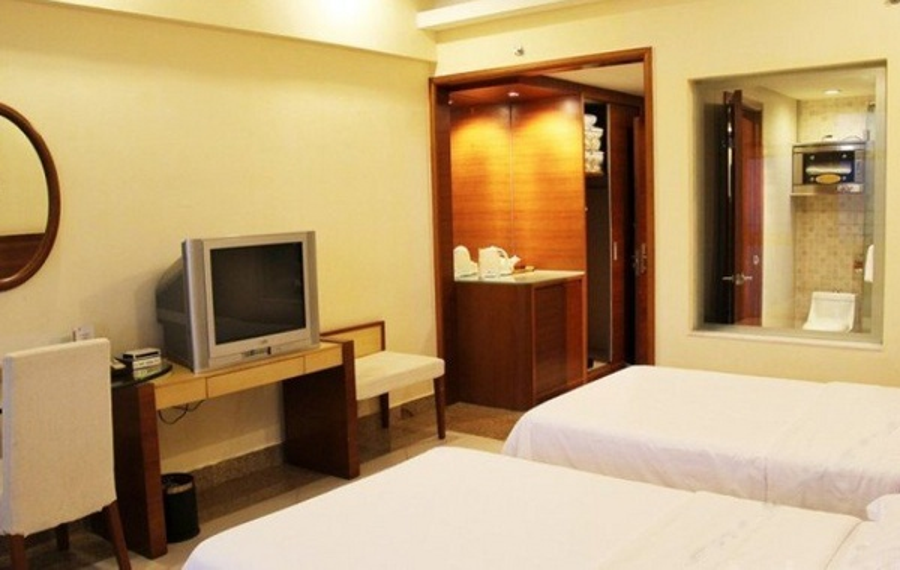 云浮象窝酒店