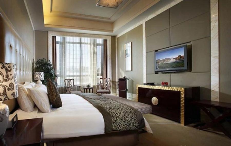 鄂尔多斯皇冠假日酒店(国宾馆)