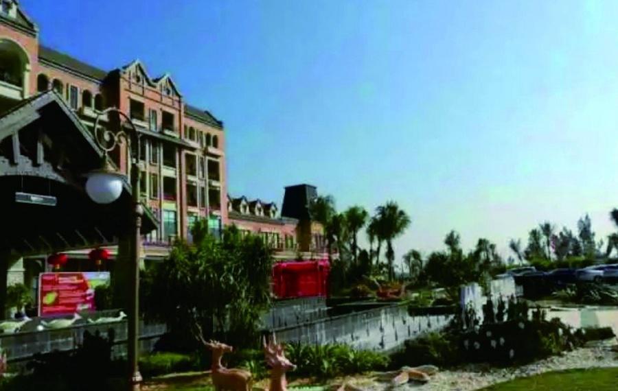 澄迈碧桂园美浪湾高尔夫温泉酒店