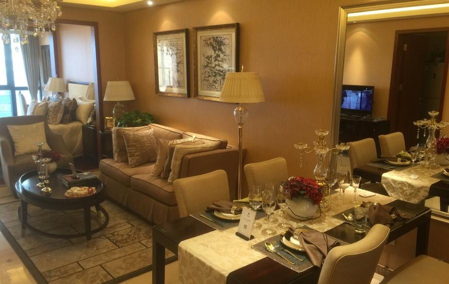 南京水晶蓝湾公寓酒店