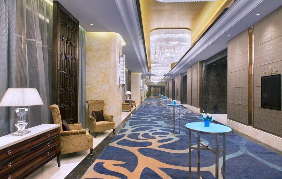 天津万达文华酒店