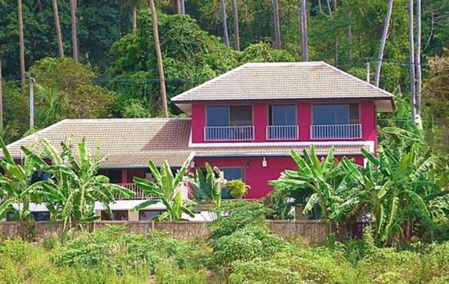 Samui Pink House(苏梅岛粉红屋旅馆)