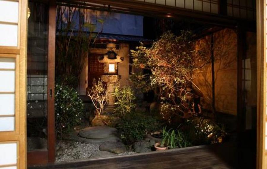 敏晴日式旅馆                又名:托喜哈茹旅馆