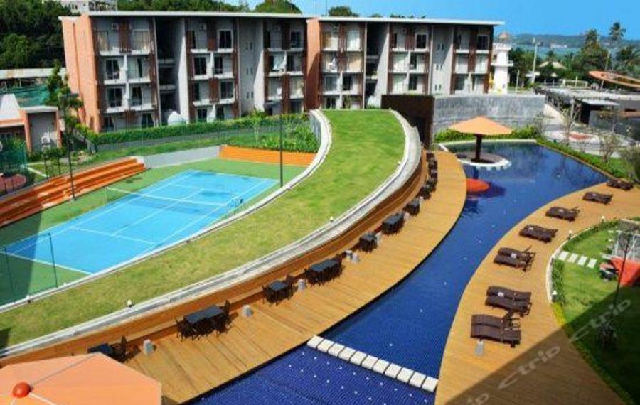 Punnpreeda Pool Villa Beachfront Samui(苏梅岛珀普瑞达海滨泳池度假酒店)