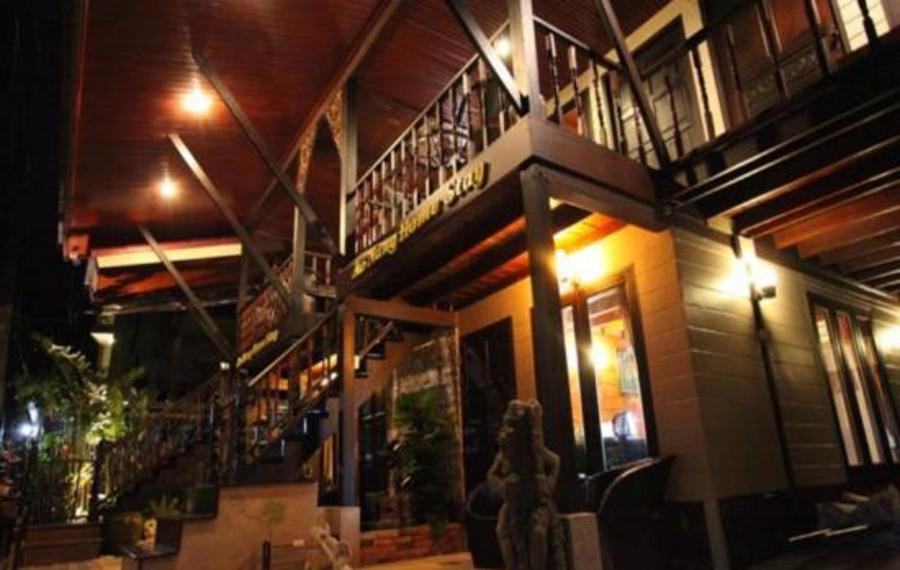 Ao Nang Home Stay(拗喃民宿)                又名:Ao Nang Home Stay(奥南民宿酒店)