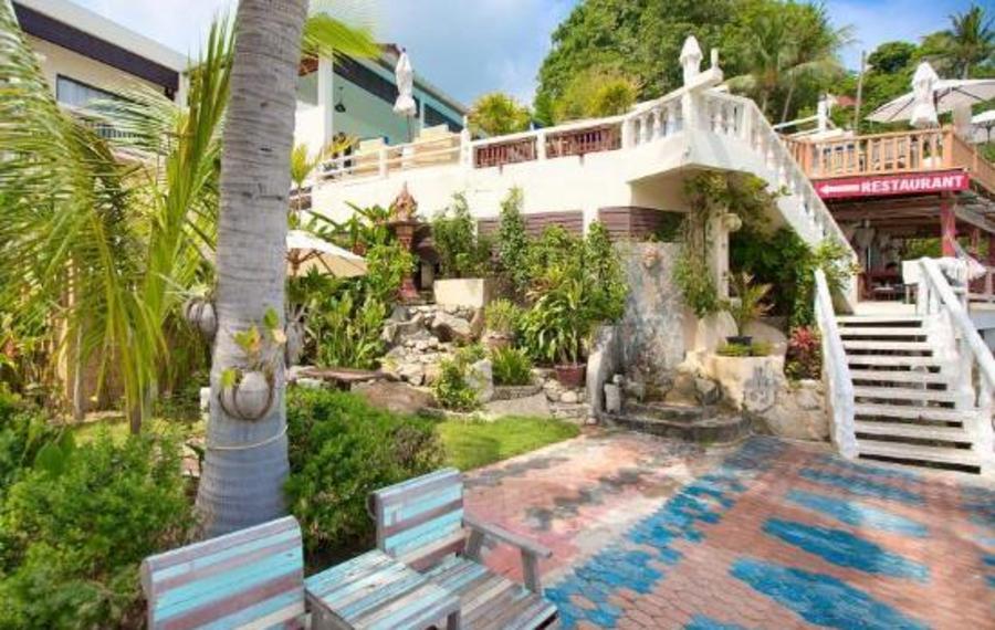 Crystal Bay Beach Resort(水晶湾海滩度假酒店)                又名:Crystal Bay Beach Resort
