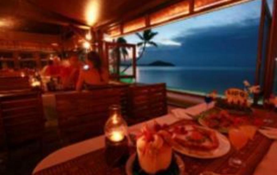 利帕海滩小屋度假酒店                又名:利帕别墅度假村
