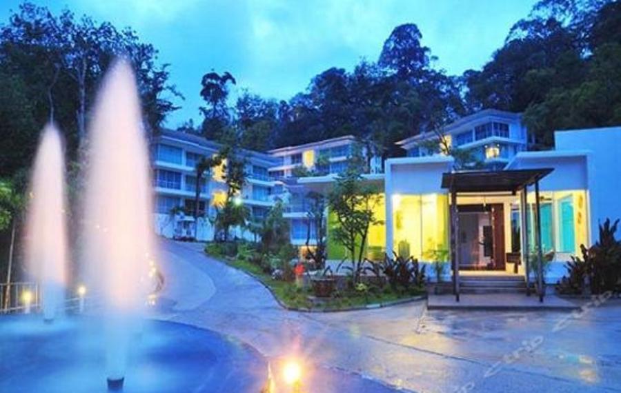 The Trees Club Resort(树林俱乐部度假酒店)
