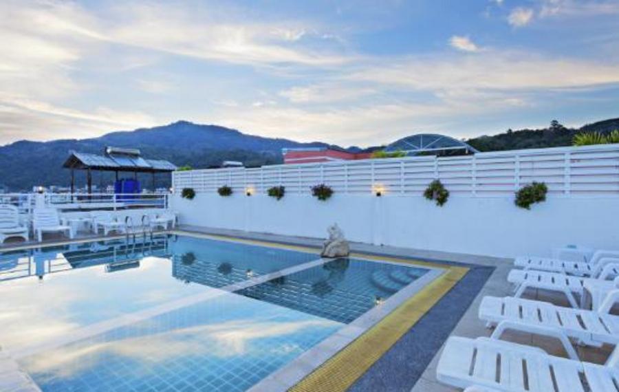 Garden Phuket Hotel(普吉岛花园酒店)