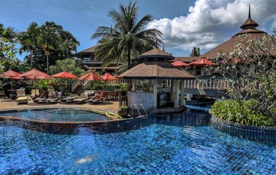 Mangosteen Resort & Ayurveda Spa(罗汉果度假村及吠陀水疗中心)                又名:Mangosteen Resort and Ayurveda Spa(山竹韦达养生温泉度假酒店)