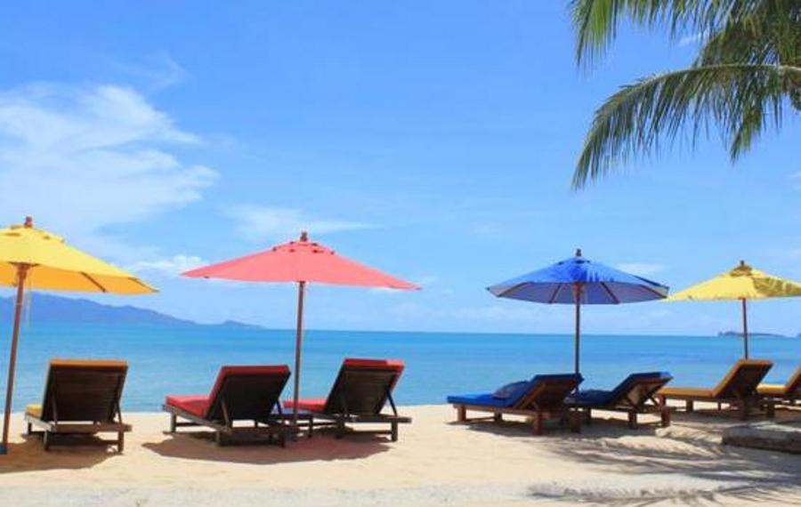 Hacienda Beach Resort(海滩庄园度假村)                又名:Maenamburi Resort(哈仙达岗海滩酒店)