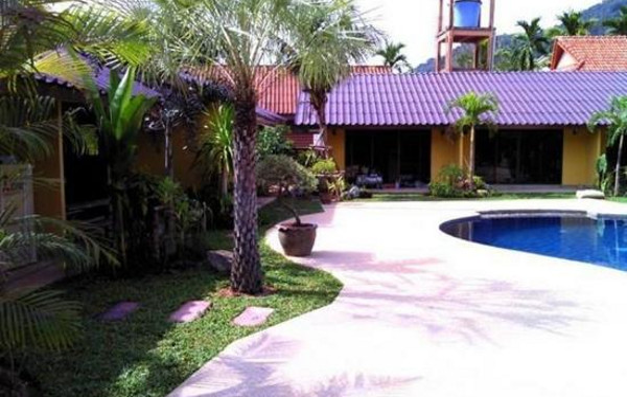 Kamala Tropical Garden(卡马拉热带花园酒店)
