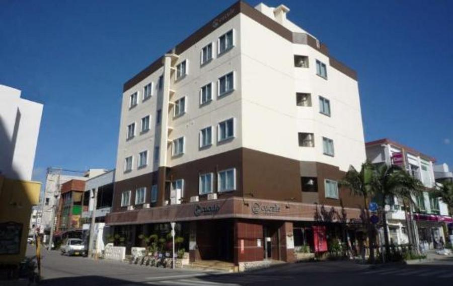 石恒岛库库乐酒店