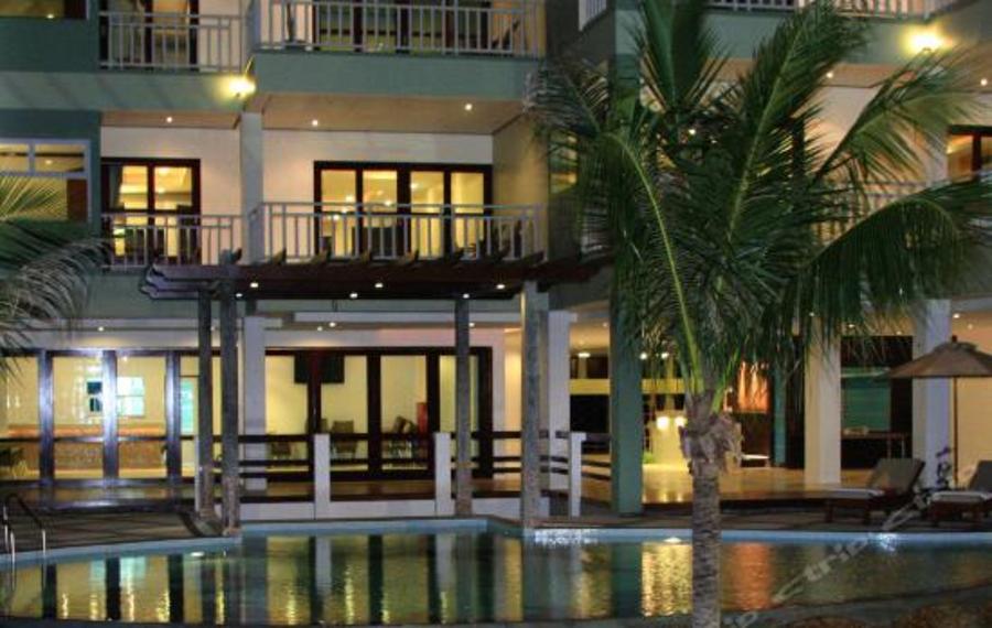 苏梅岛大山公寓酒店