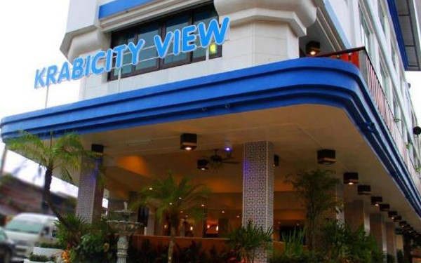 Krabi City View Hotel(甲米城市丽景酒店)                又名:Krabi City View Hotel(甲米城景酒店)