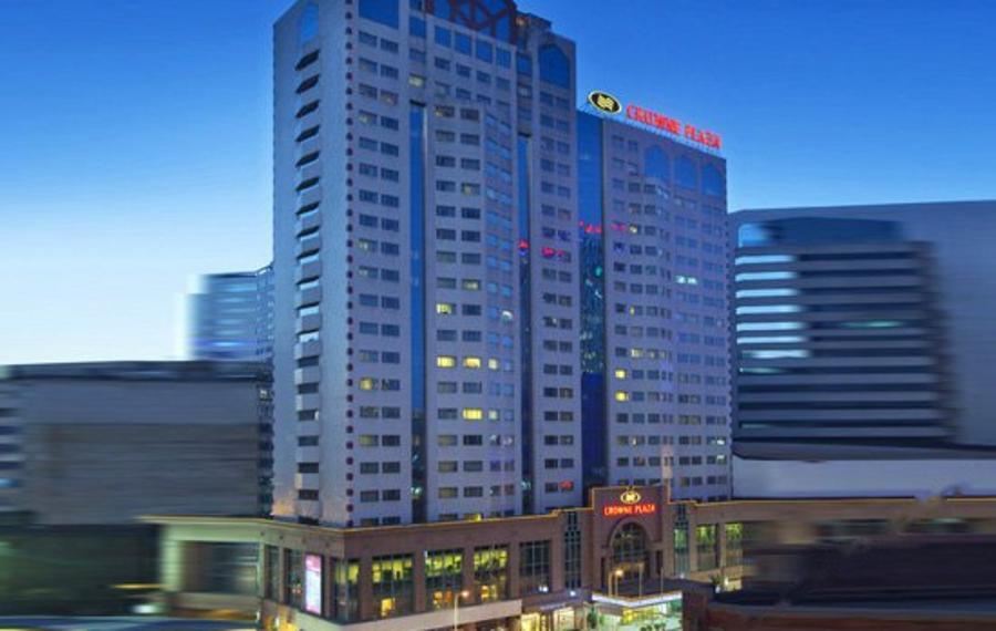 沈阳中山皇冠假日酒店