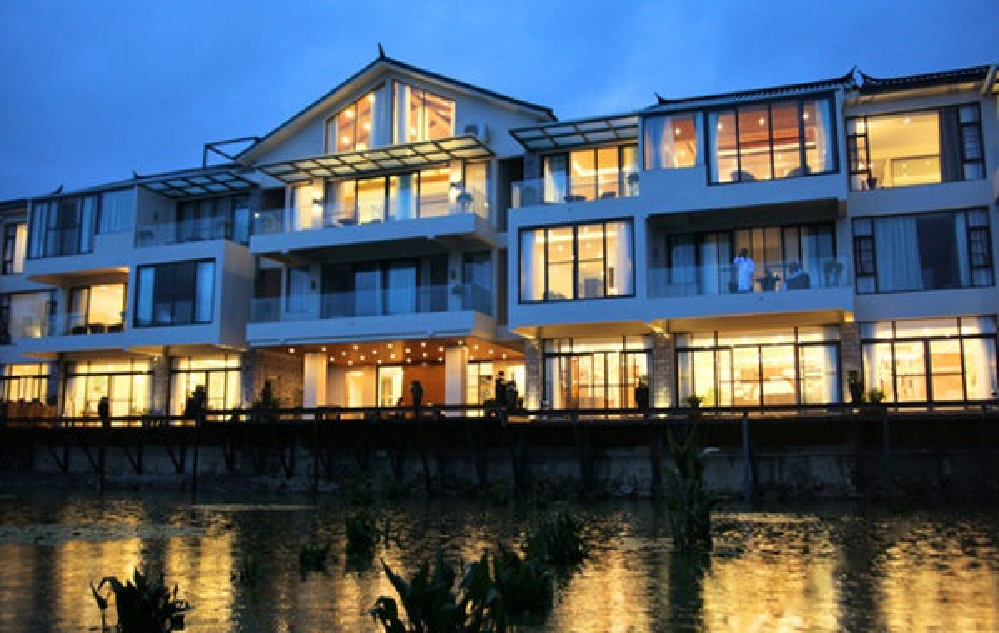 大理桃源1号海景花园度假酒店
