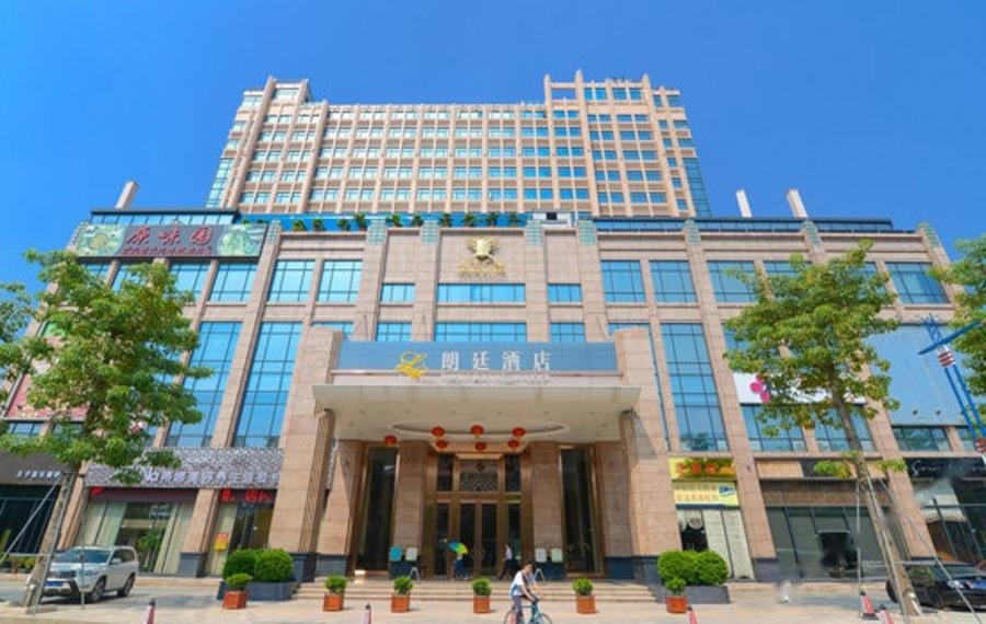 佛山龙江朗廷酒店