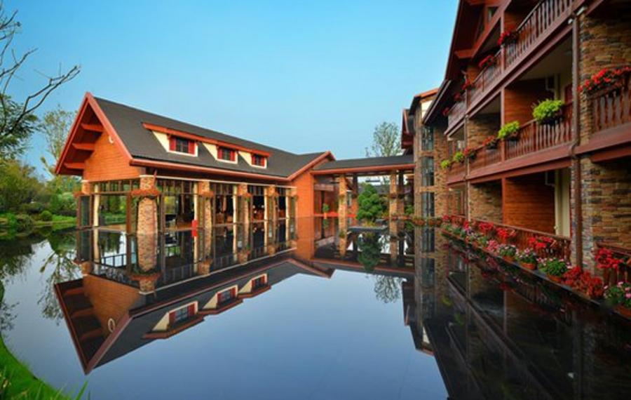 都江堰青城山原石滩酒店