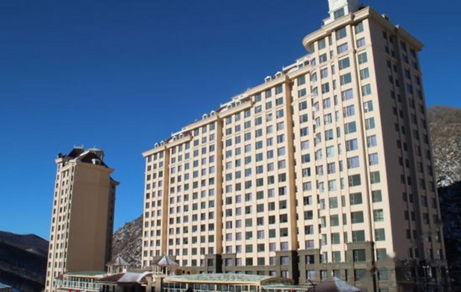 张家口万龙滑雪场国际公寓